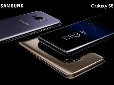 Galaxy S8 y Galaxy S8+: marcos mínimos y Bixby  para los nuevos estandartes de Samsung