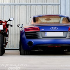 Foto 5 de 24 de la galería ducati-899-panigale-vs-audi-r8-v10-plus en Motorpasion Moto