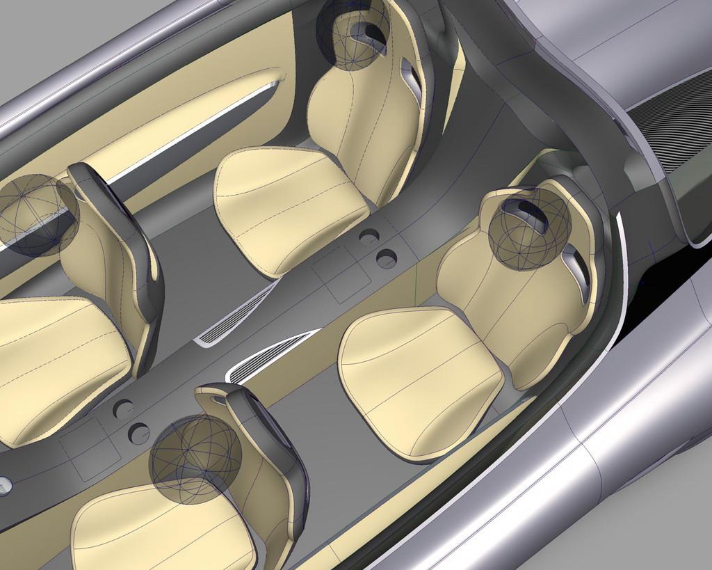 Foto de Koenigsegg Quant (10/24)