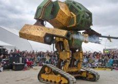Es oficial: Japón y EEUU van a librar la primera batalla REAL de robots gigantes