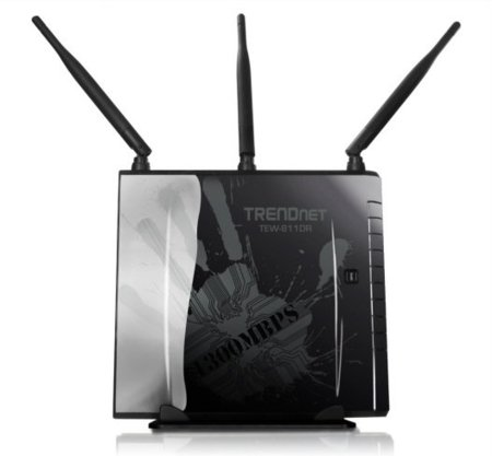 TrendNet también muestra sus productos 802.11ac