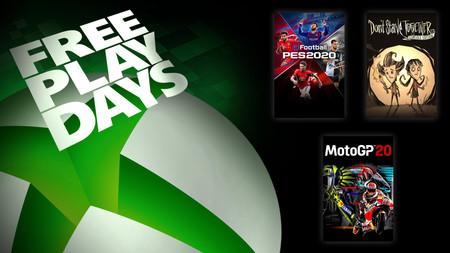 PES 2020, MotoGP 20 y Don't Starve Together están para jugar gratis en Xbox One con Xbox Live Gold