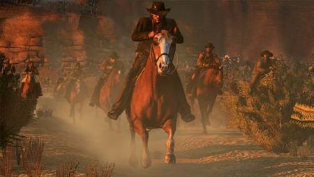 'Red Dead Redemption', espectacular galería de imágenes
