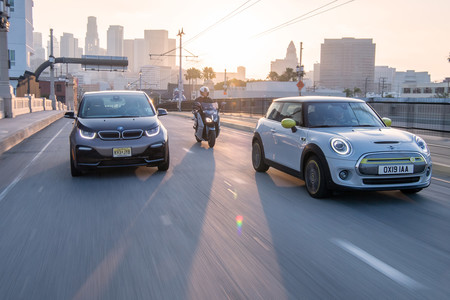 MINI Electric y BMW i3