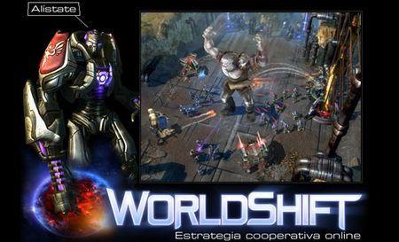 'WorldShift', nuevas imágenes, trailer y demo disponible
