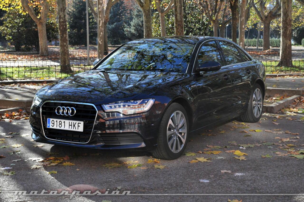 Foto de Audi A6 hybrid (prueba) (84/120)