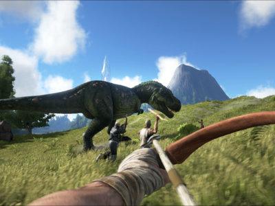 ¿Buscas un juego de supervivencia donde puedas montar dinosaurios? Te presentamos ARK: Survival Evolved