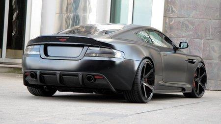 Aston Martin DBS Superior Black Edition por Anderson Germany
