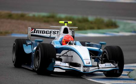 Dallara GP2/08