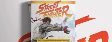 Street Fighter de Steve Hendershot: una lectura obligada sobre la saga de culto y su fascinante legado