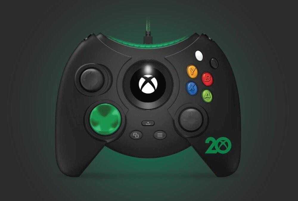 El gigantesco mando de Xbox tendrá otra edición especial, ahora por su 20 aniversario y compatible con Xbox Series
