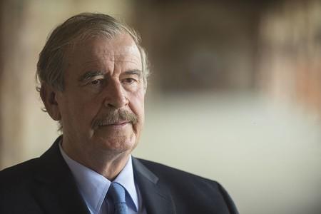 Vicente Fox En 2016