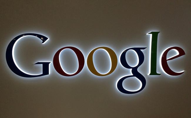 Google Logo Oscuro