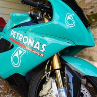 Una de las 150 Foggy Petronas FP1 que (supuestamente) se fabricaron se ha vendido por más de 30.000 euros