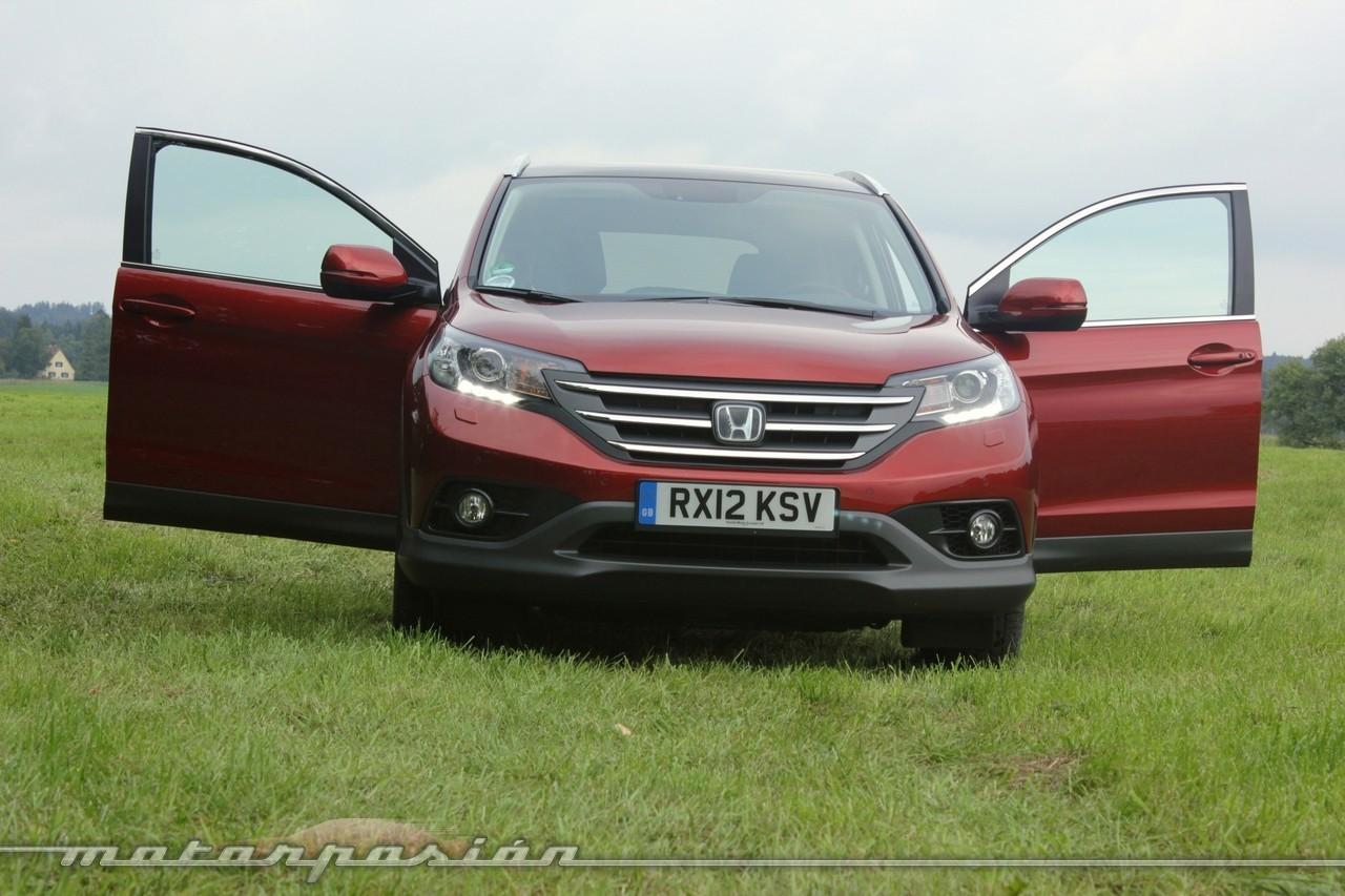 Foto de Honda CR-V 2012 (29/70)