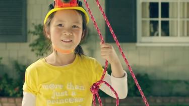 Genial publicidad de juguetes que animan a las niñas a ser ingenieras