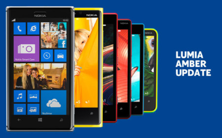 Nokia Amber llega a los Lumia con Windows Phone 8 en agosto