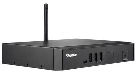 Shuttle  DSA2LS, un miniPC basado en Android para que montes tu HTPC de bajo precio