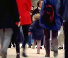 """La mayoría de los niños asmáticos son """"de ciudad"""""""