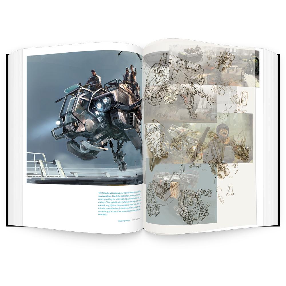 'Killzone Visual Design'