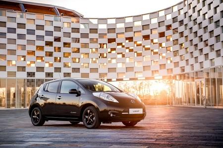 Nissan LEAF Black Edition, el auto eléctrico más vendido del mundo nos presume una edición especial