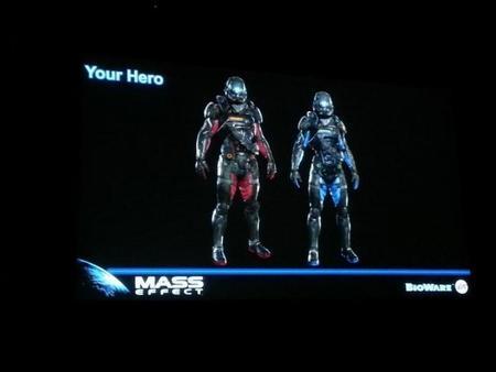 BioWare revela detalles y un vídeo de la versión temprana del nuevo Mass Effect