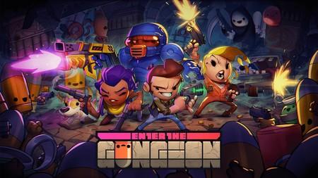 Enter the Gungeon y God's Trigger se pueden descargar gratis en la Epic Games Store y te los quedas para siempre