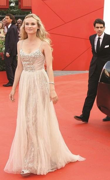 Arranca el 68th Festival de Cine de Venecia, ¡qué vestidos!