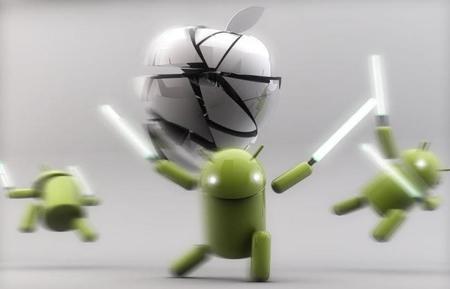 Android supera por primera vez a iOS en navegación web