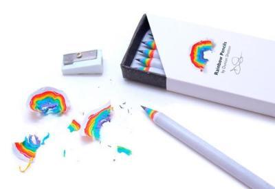 Los lápices más ecológicos son los de Duncan Shotton