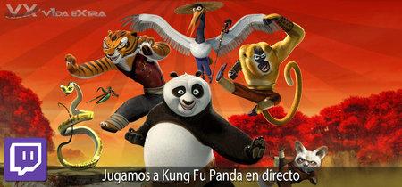 Streaming de Kung Fu Panda Confrontación de Leyendas a las 17:00h (las 10:00h en Ciudad de México)