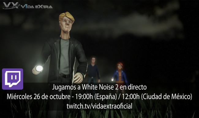 White Noise 2 Directo