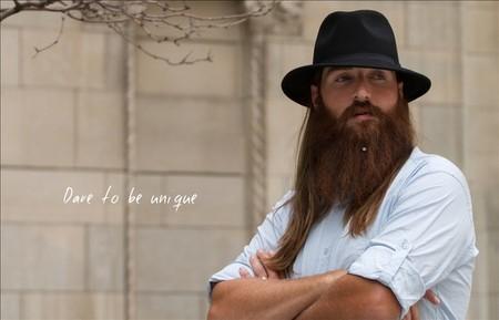 KRATO: una peculiar firma de joyería... para llevar en la barba
