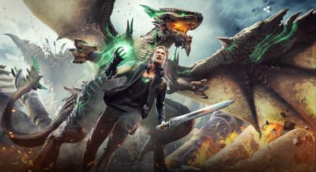 El equipo de Bayonetta desatado en Xbox One y PC:  Scalebound muestra 5 minutos de acción en estado puro [E3 2016]