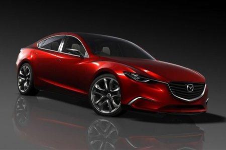 Mazda Takeri, novedad en el Salón de Tokio