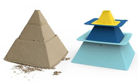 Piramide Moldes