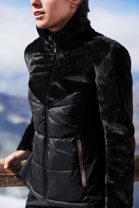 Oysho Gymwear Ski Editorial 3