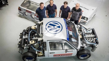 Volkswagen Golf Twin Engine Pikes Peak