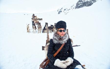 'Nadie quiere la noche', el frío polar según Isabel Coixet