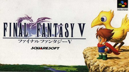 'Final Fantasy V' confirmado para la PSN europea