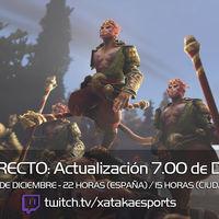 Actualización 7.00 de Dota 2 en directo a las 22:00 horas (las 15:00 en Ciudad de México) [Finalizado]