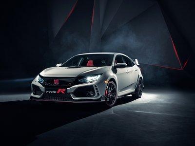 Aquí tienes al hot-hatch más bruto: 320 CV y tres modos de conducción para el Honda Civic Type R