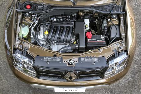 Renault Duster Motor