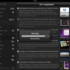 Foto 11 de 20 de la galería lectores-rss-para-el-ipad en Applesfera