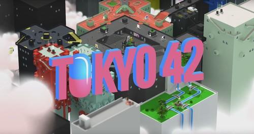 Análisis de Tokyo 42: un diamante visual, una mera piedra a los mandos