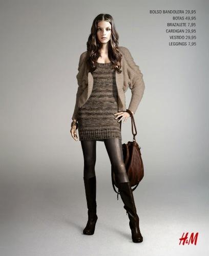 H&M elige su top 4 de los mejores looks para este Otoño-Invierno 2009/2010 II