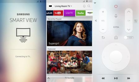 ¿Para qué quieres un Google Chromecast? Samsung prepara una funcionalidad similar en sus Smart TV