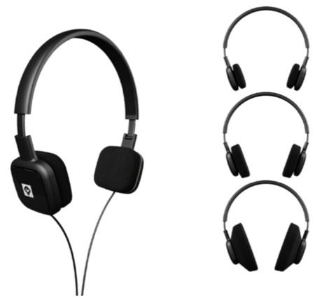c-Jays, auriculares de tipo diadema
