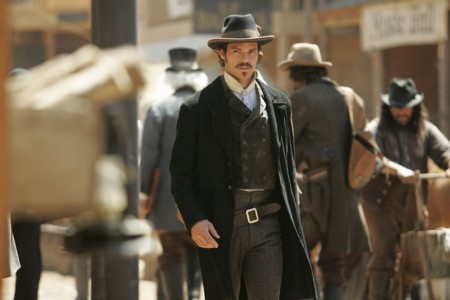 Seth Bullock en Deadwood