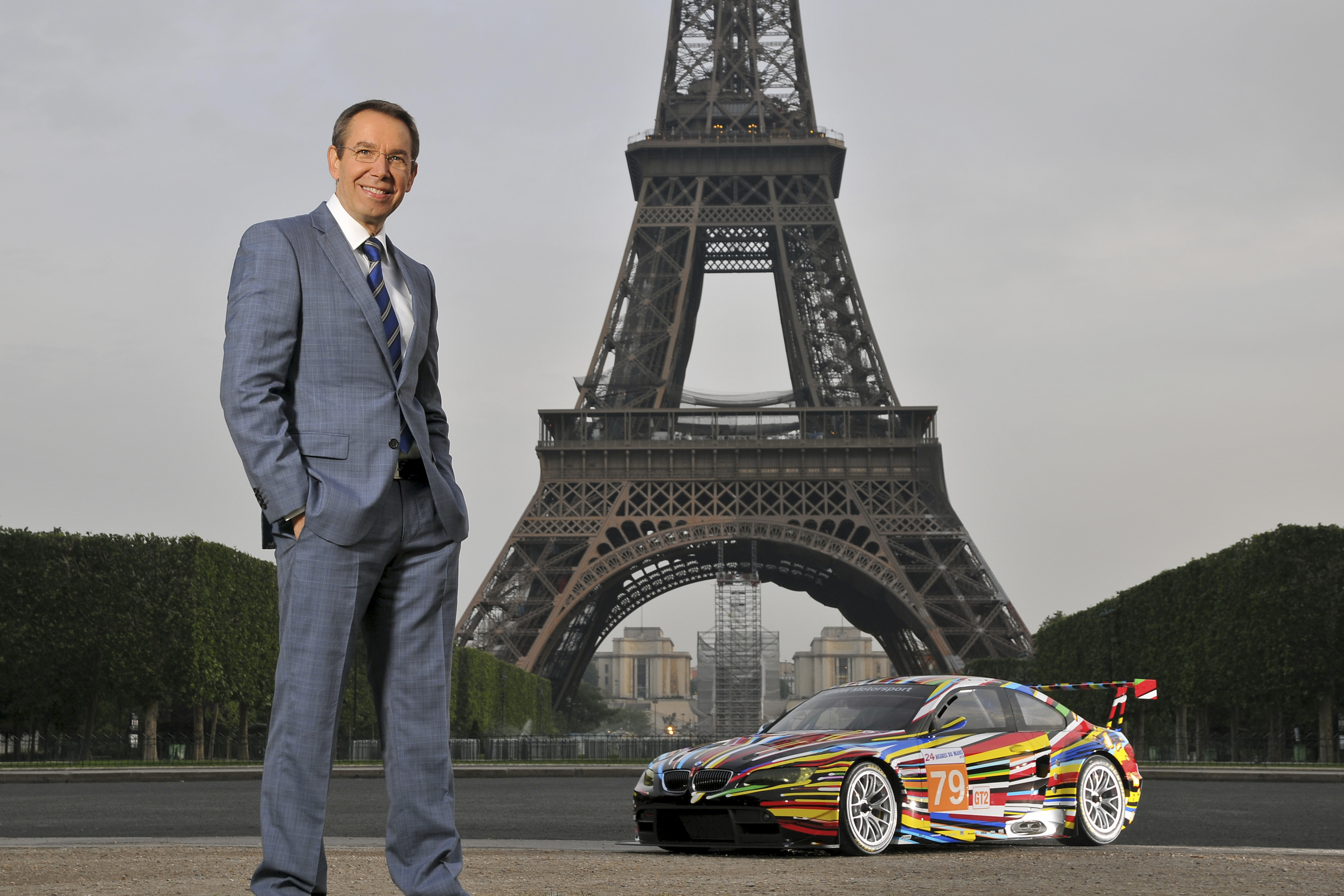 Foto de BMW GT2 Art Car (6/10)